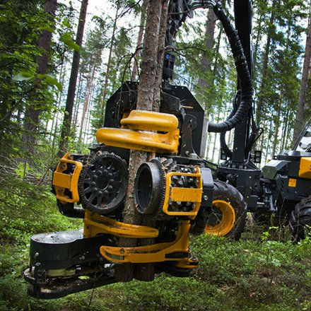 Logging Machinery Operator