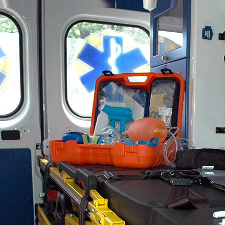 Technicien ambulancier