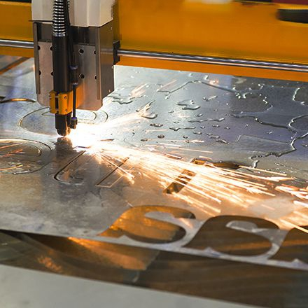 Precision Sheet Metal Worker